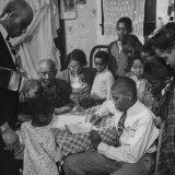 """African American Family in the Memphis Area  Where Richard Wright Wrote the Book Called """"Black Boy"""""""