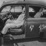 Ucla Auto Crash Test Dummy Experiments