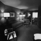 Room Where Actress Lana Turner's Daughter Stabbed Gangster Johnny Stompanato to Death
