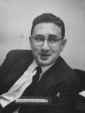 Director of the Rockefeller Fund Project Dr Henry A Kissinger