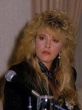 Lead Singer of Rock Group Fleetwood Mac  Stevie Nicks