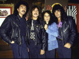 Members of Heavy Metal Rock Group  Black Sabbath