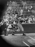 Player Stan Musial Making His 3000Th Hit