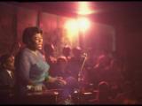 "Jazz Singer Ella Fitzgerald Performing at ""Mr Kelly's"" Nightclub"