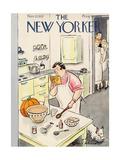 The New Yorker Cover - November 27  1937