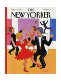 The New Yorker Cover - December 11  1989