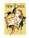 The New Yorker Cover - September 3  1927