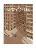 The New Yorker Cover - October 6  1986