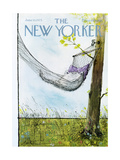 The New Yorker Cover - June 30  1975