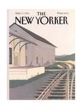 The New Yorker Cover - September 17  1984