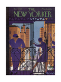 The New Yorker Cover - June 3  1933