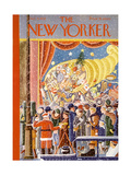 The New Yorker Cover - December 9  1933