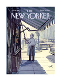 The New Yorker Cover - July 8  1967