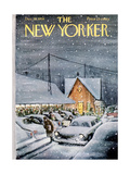 The New Yorker Cover - December 19  1959