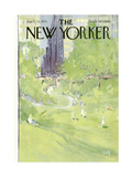 The New Yorker Cover - April 24  1971