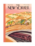 The New Yorker Cover - May 24  1930