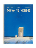 The New Yorker Cover - May 9  1988
