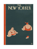 The New Yorker Cover - June 27  1925