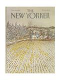 The New Yorker Cover - November 30  1981