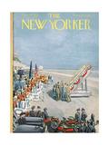 The New Yorker Cover - September 15  1956