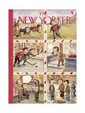 The New Yorker Cover - October 26  1940