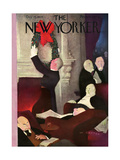 The New Yorker Cover - December 15  1934