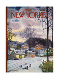 The New Yorker Cover - January 9  1965