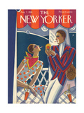 The New Yorker Cover - August 7  1926