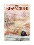The New Yorker Cover - May 3  1969