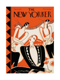 The New Yorker Cover - November 21  1925