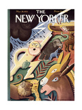 The New Yorker Cover - March 26  1932