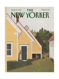 The New Yorker Cover - June 19  1989