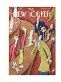 The New Yorker Cover - December 7  1929