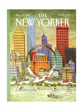 The New Yorker Cover - May 29  1989