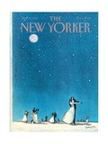 The New Yorker Cover - June 15  1981