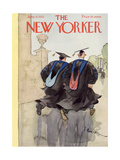 The New Yorker Cover - June 17  1933