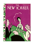 The New Yorker Cover - April 10  1926