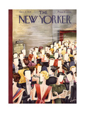 The New Yorker Cover - October 27  1934
