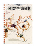 The New Yorker Cover - August 1  1936