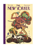 The New Yorker Cover - October 8  1927