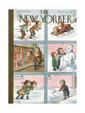 The New Yorker Cover - February 4  1939