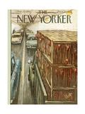 The New Yorker Cover - November 17  1956