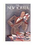 The New Yorker Cover - December 26  1931
