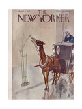 The New Yorker Cover - April 2  1932