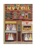 The New Yorker Cover - April 27  1946