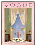 Vogue Cover - August 1928