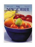 The New Yorker Cover - September 14  1992