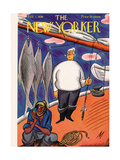 The New Yorker Cover - February 1  1930