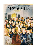 The New Yorker Cover - March 8  1947