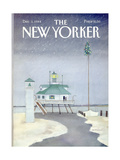 The New Yorker Cover - December 3  1984